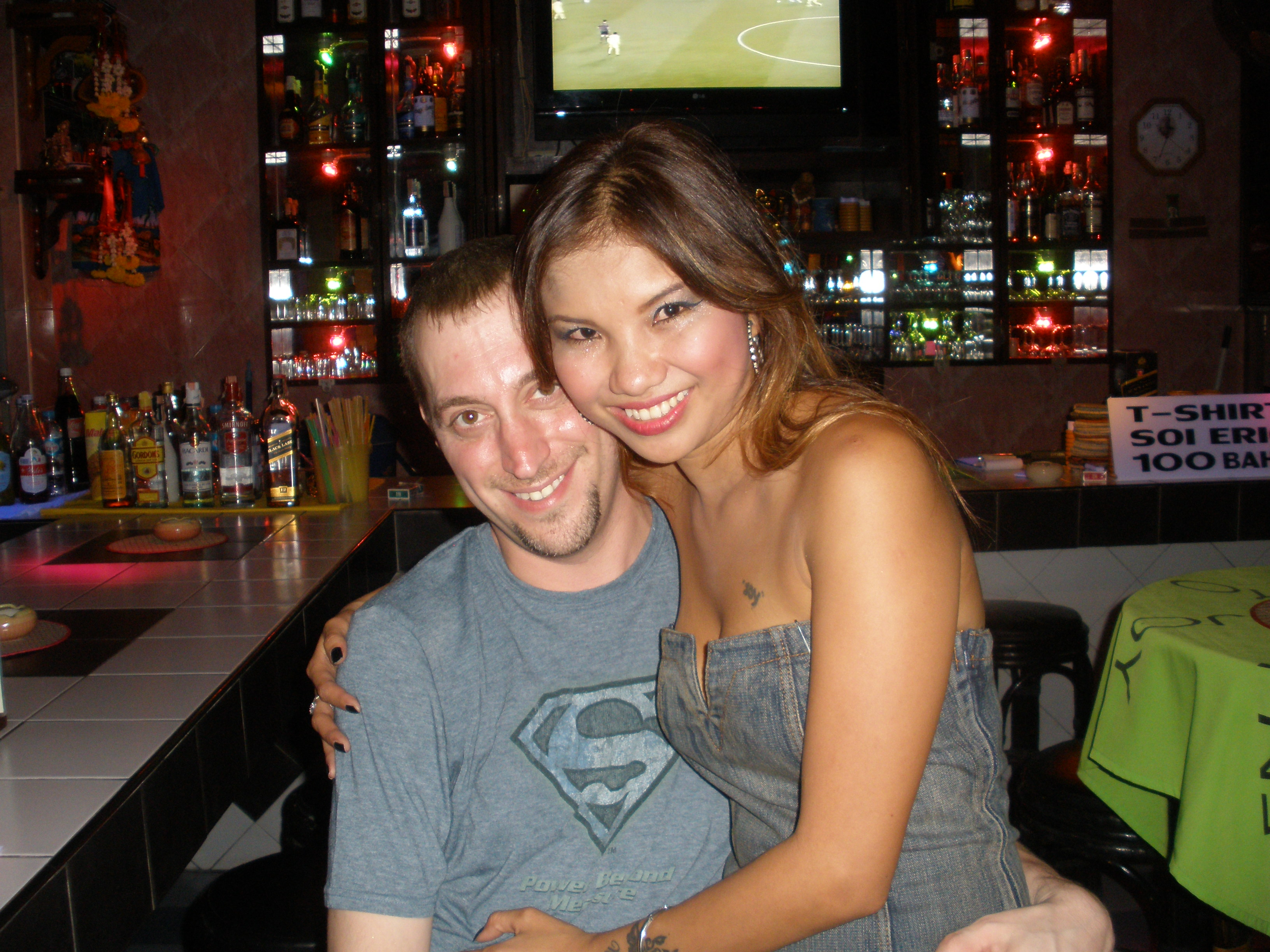 Dating a Normal Thai Ladyboy